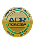 ACR Accredited Facility for MRI logo