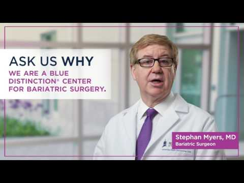A Blue Distinction Center for Bariatric Surgery