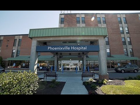 A Virtual Tour of Phoenixville Hospital