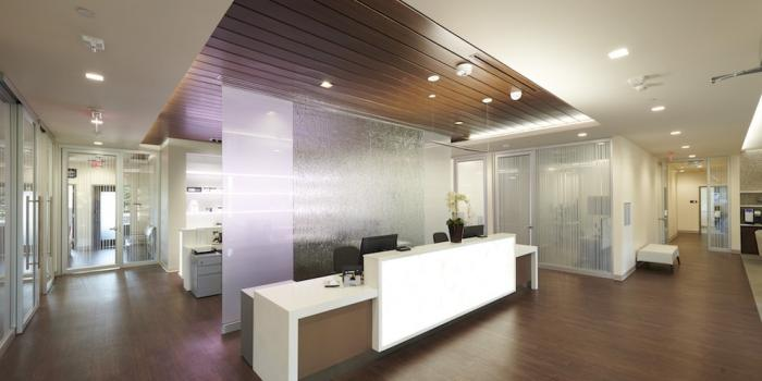 Plastic Surgery Med Spa interior