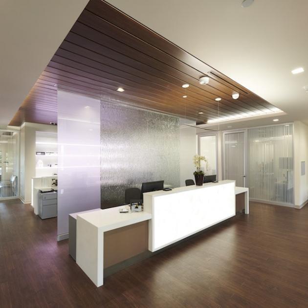 Plastic Surgery Med Spa interior