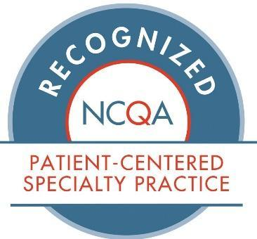 Weight Loss Surgery & Wellness Center award badge for Patient Centered Specialty Practice