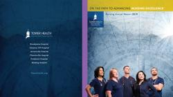 screenshot of annual report cover