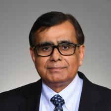 Headshot of Sunil Verma.