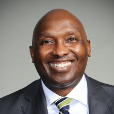 Dion Oglesby, Interim Chief Financial Officer headshot